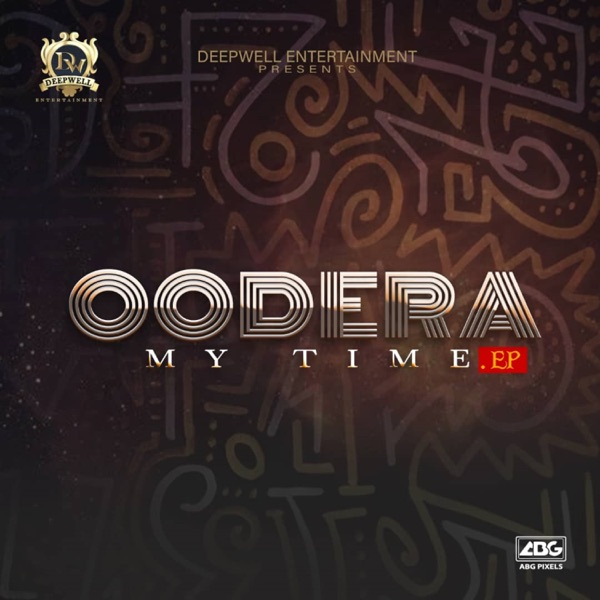 Oodera - MY TIME EP