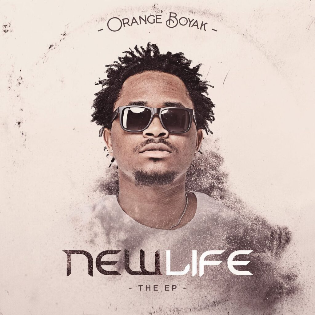 Orange Boyak - NEW LIFE THE EP